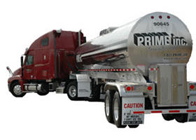 Prime tanker free truck driving school