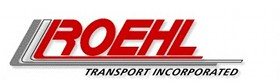 Roehl Transport Driver Training Center Logo