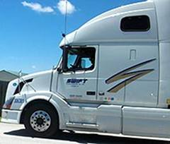Swift Transportation free truck driving school CDL training