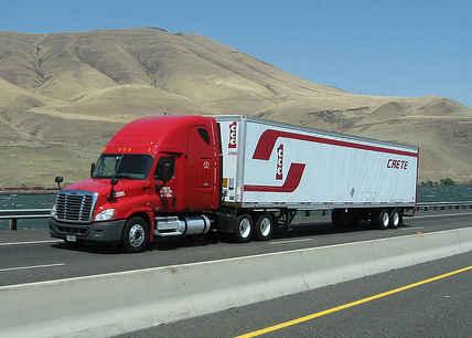 Crete Carrier Hiring Student Drivers